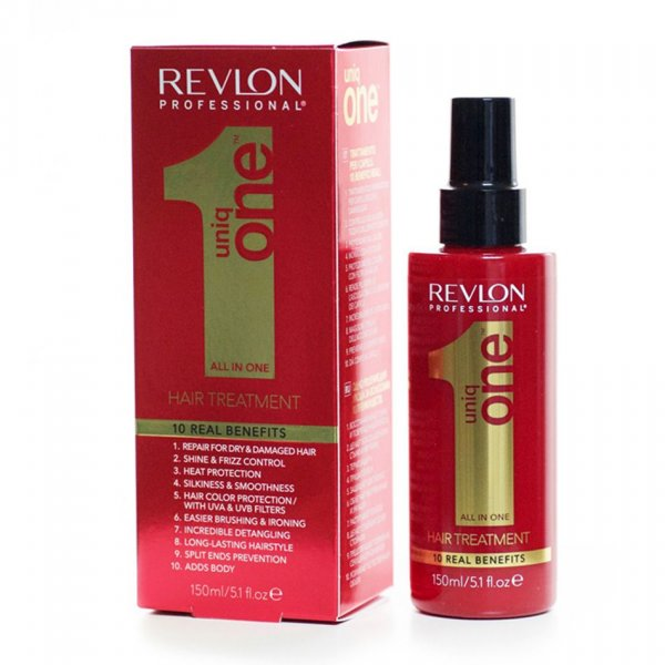 Leave In Revlon Uniq One Hair Treatment 10 em 1 150ml - Linda 24 Horas